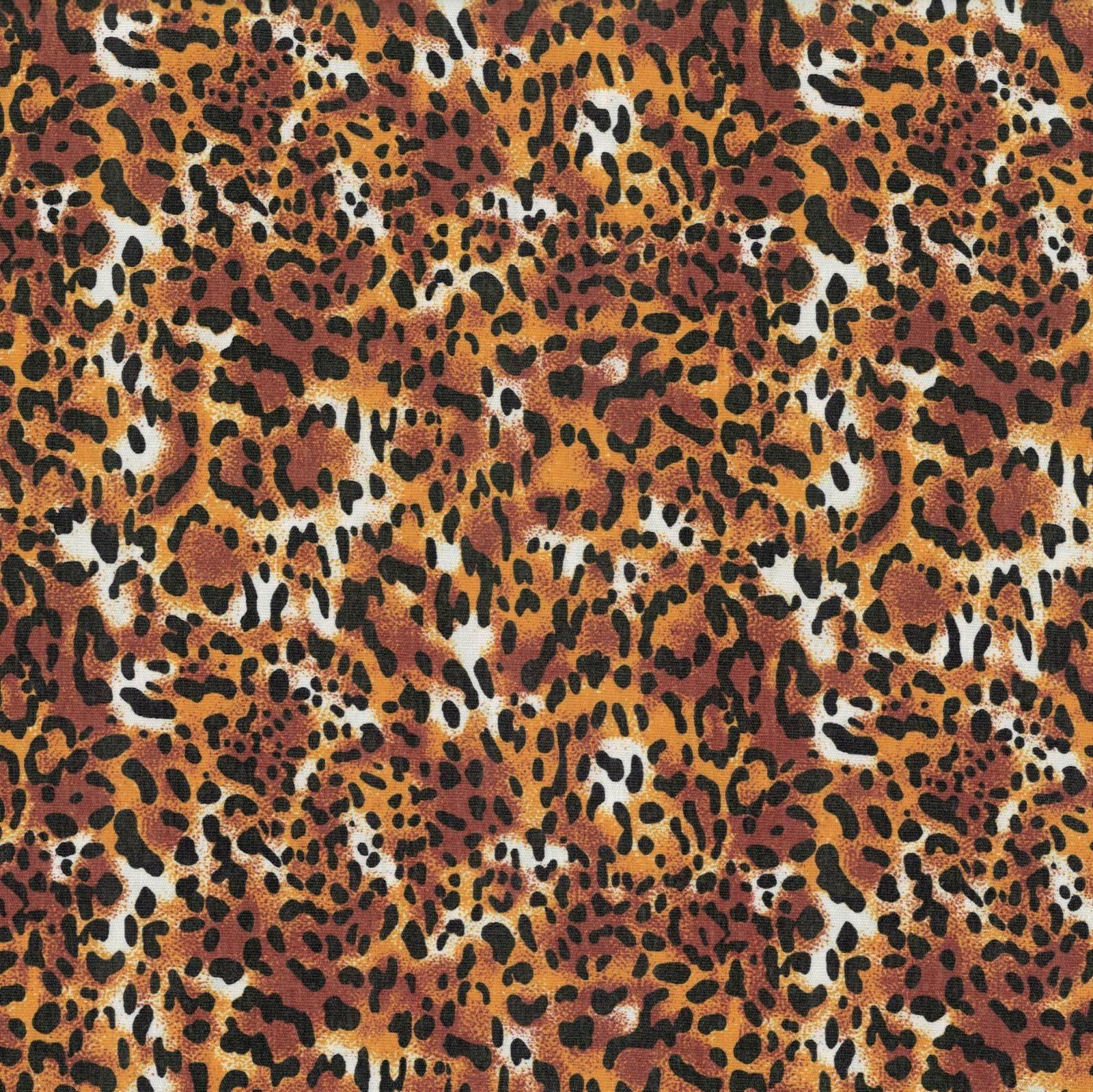 Animal Print Guepardo Ref. 200550 Cor 01 Caldeira - Armarinhos Nodari