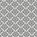 Arabesco Branco Com Preto Ref. 180651 Cor 07 Caldeira
