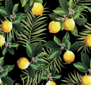 Digital Limão Siciliano Fundo Preto Ref. E027 Peripan