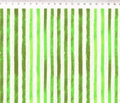 Sarja Estampada Verde Cítrico Ref. PM007S01 Fernando Maluhy - Armarinhos Nodari