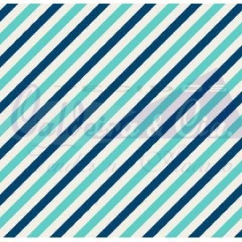 Diagonal - Tiffany Com Marinho - Cor 08 - Ref. 180656 - Caldeira - Armarinhos Nodari