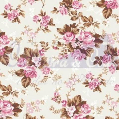 Iris - Rosê - Cor 13 - Ref. 180574 - Caldeira - Armarinhos Nodari