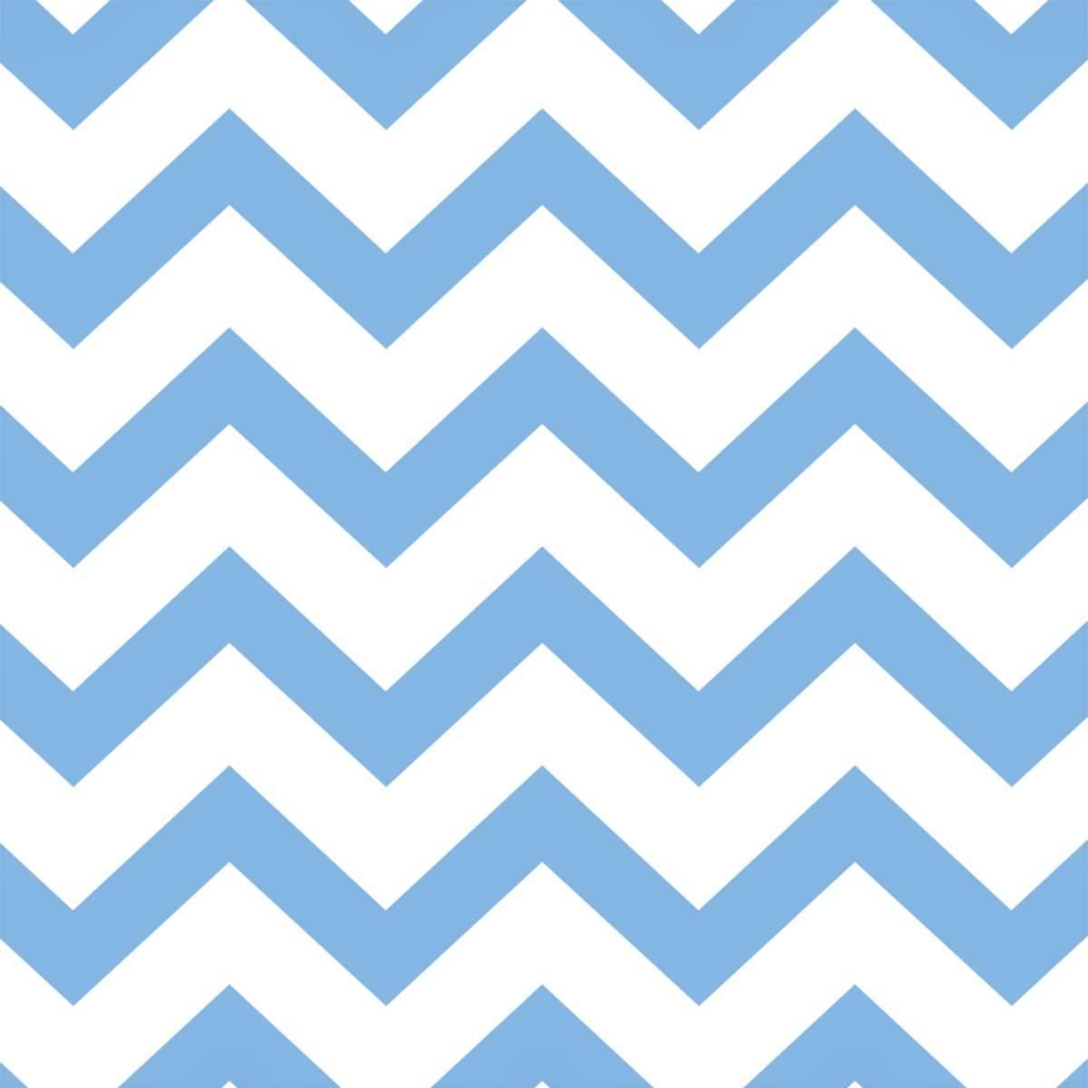Chevron Azul - Ref. 1068 cor 006 - Peripan - Armarinhos Nodari