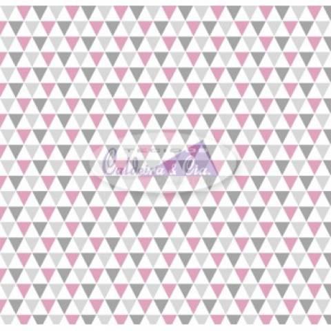 Yole cor - 04 (Cinza com Rosa) Ref. 180579 cor 04 Caldeira - Armarinhos Nodari
