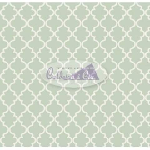 Ana cor - 06 (Verde) Ref. 180581 cor 06 Caldeira - Armarinhos Nodari