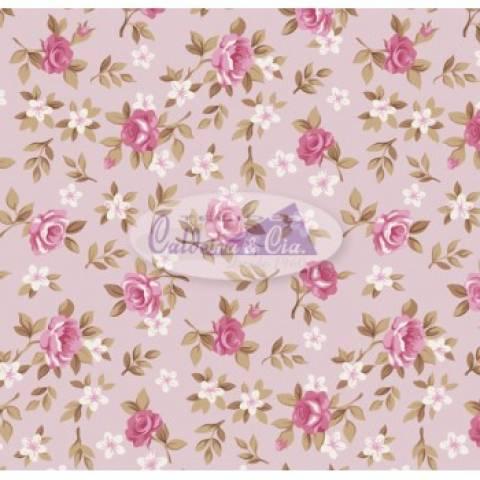 Lúcia cor - 18 (Rosa) Ref. 180355 cor 18 Caldeira - Armarinhos Nodari