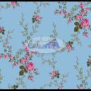 Sarah cor - 201 (Azul com Rosa) Ref. 200118 cor 201 Caldeira
