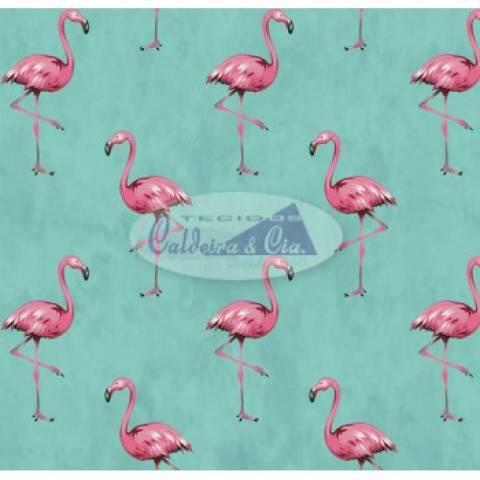 Flamingo (Tiffany) Ref. 180609 Cor 02 Caldeira - Armarinhos Nodari