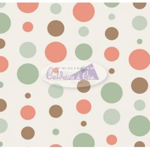Bolas cor - 07 (Verde) Ref. 180588 cor 07 Caldeira - Armarinhos Nodari