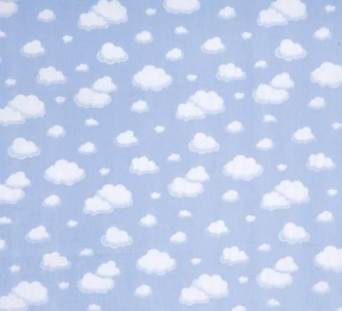 Nuvens Fundo Azul Ref. 5255 B Dohler - Armarinhos Nodari