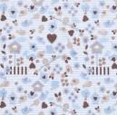 Casinha Pássaros Azul Ref. 4980 B Dohler