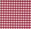 Tecido xadrez para toalhas Ref.781 cor vermelho
