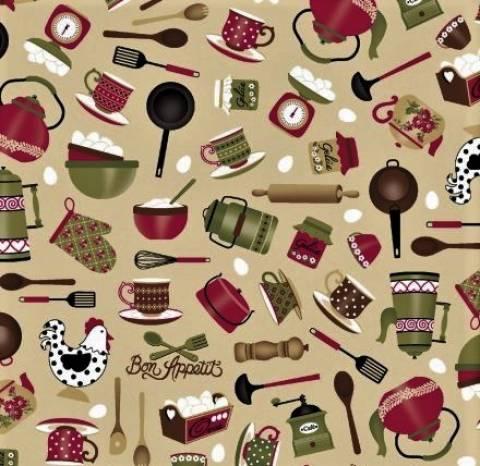 Utensílios Cozinha Ref. 2009 Círculo - Armarinhos Nodari