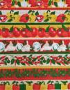Barrado Cozinha Legumes Ref. 1994 Círculo