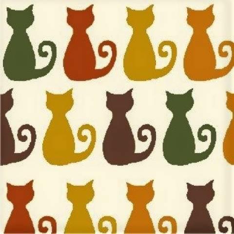 Gatinho Miau - Ref. GM6224-1 - Eva e Eva - Armarinhos Nodari