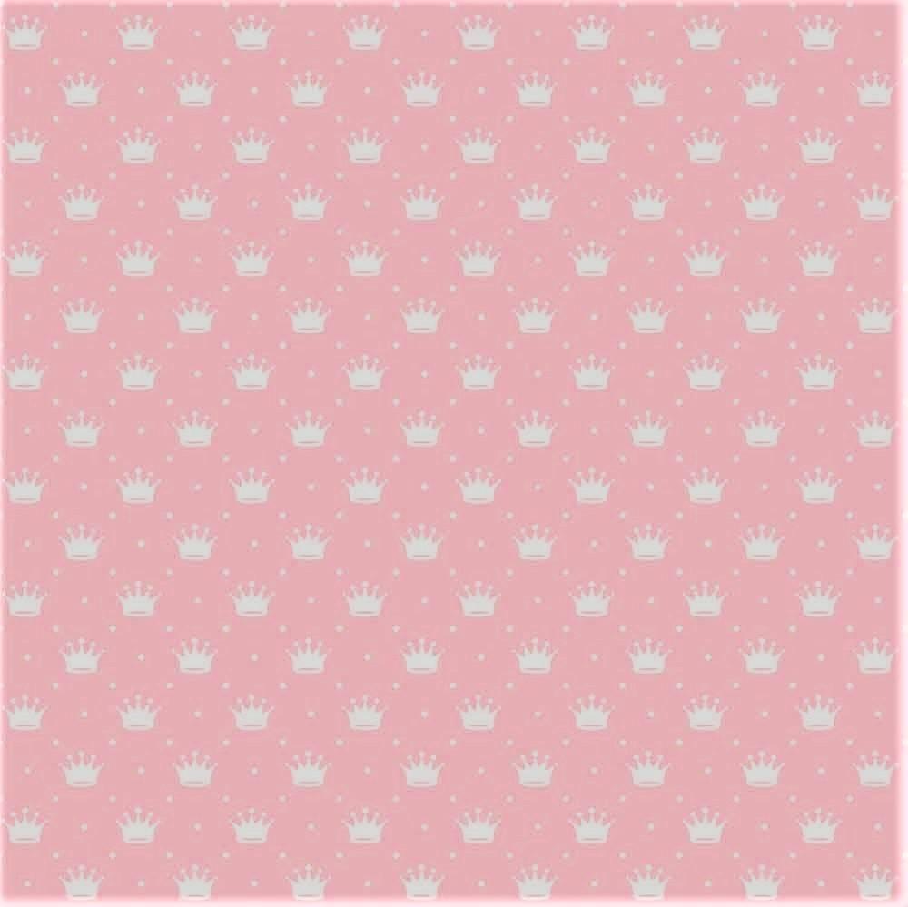 Coroa com poá rosa bebê Ref.1143 cor 81 Peripan - Armarinhos Nodari