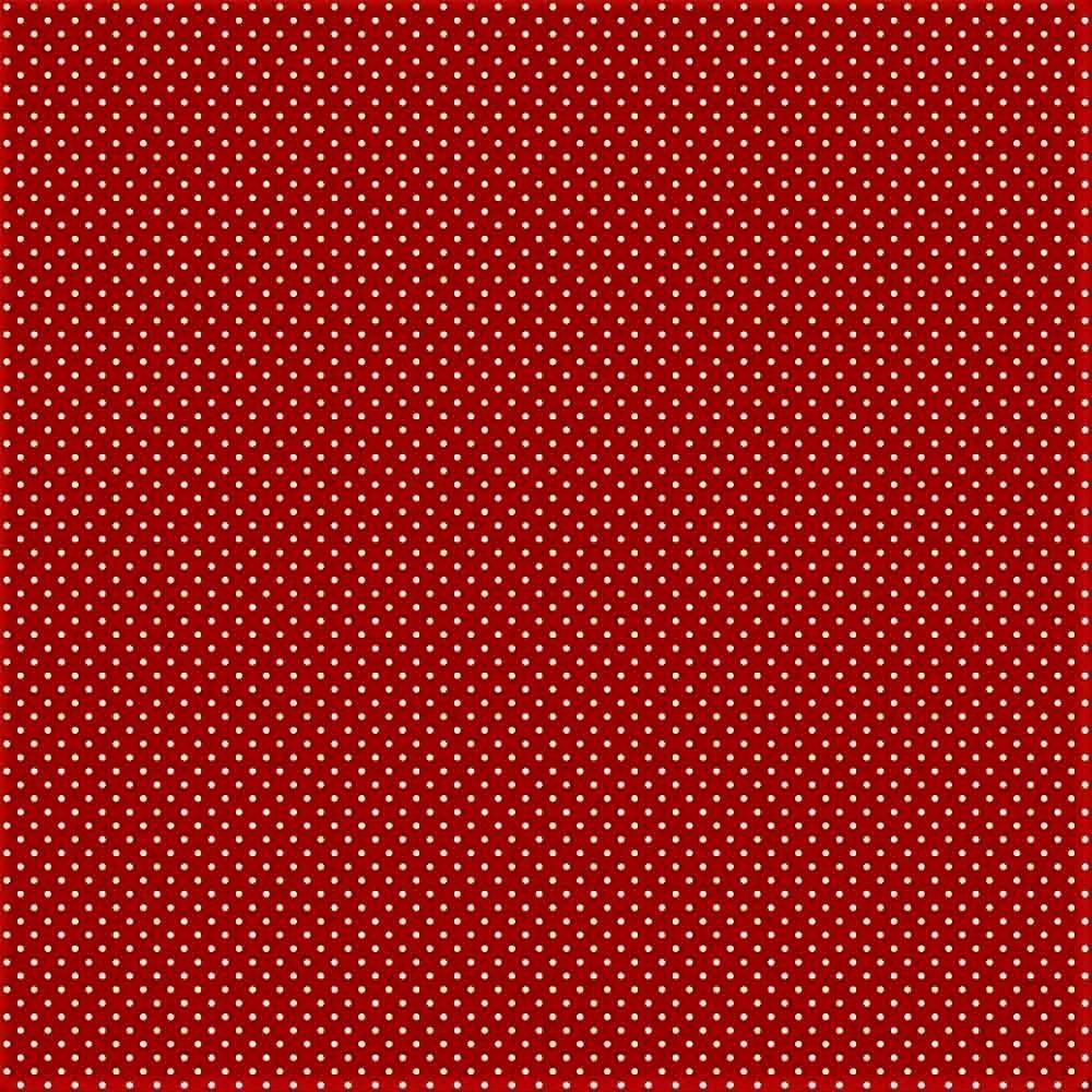 Micro poá vermelho Ref.1002 cor 106 - Armarinhos Nodari