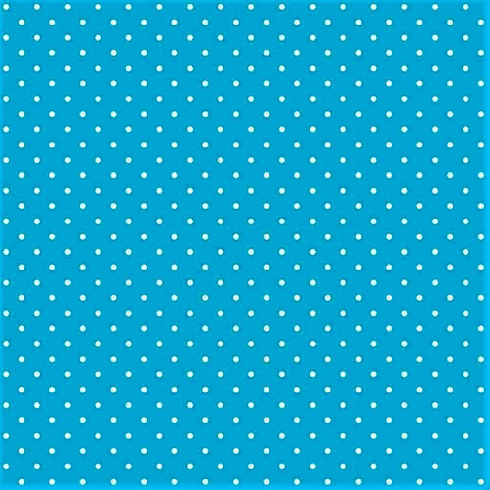 Poá azul celeste Ref.1001 cor 41 Peripan - Armarinhos Nodari