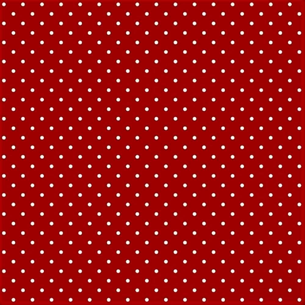 Poá vermelho Ref.1001 cor 106 Peripan - Armarinhos Nodari