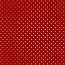Poá vermelho Ref.1001 cor 106 Peripan