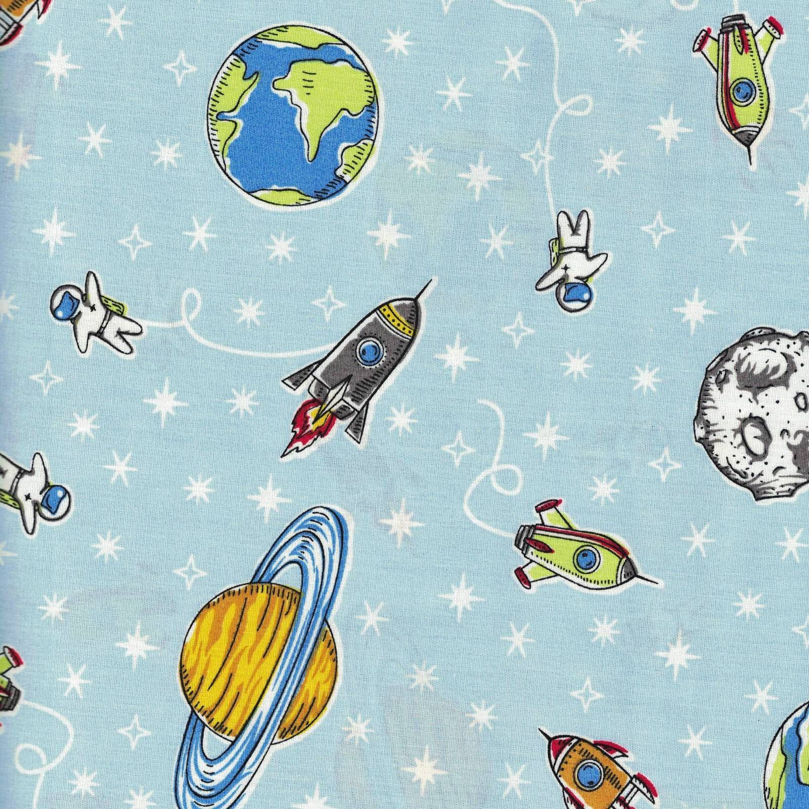 Space azul claro Ref. 180628 cor 03 Caldeira - Armarinhos Nodari