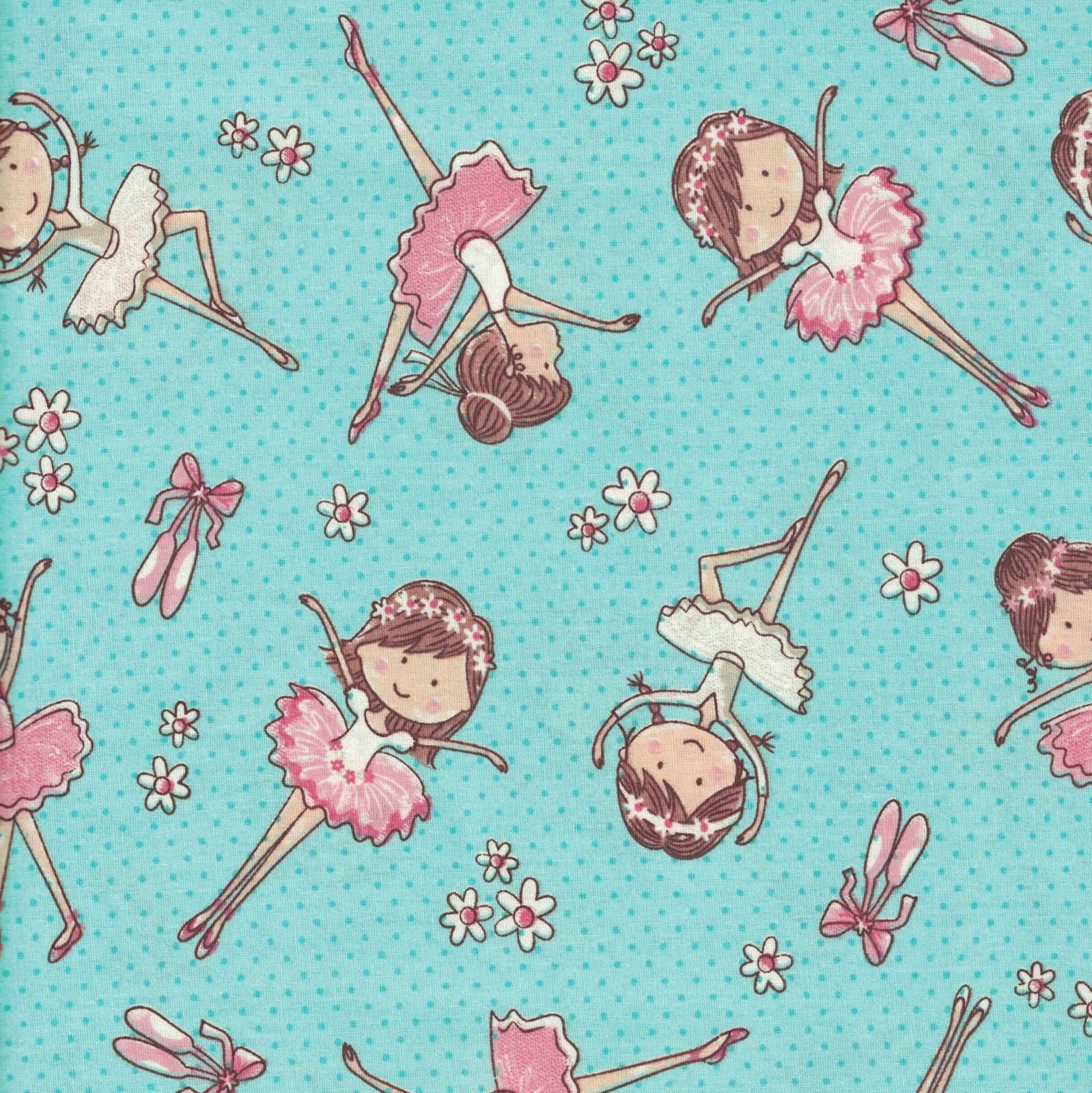Bailarina tiffany com rosa Ref. 180627 cor 05 Caldeira - Armarinhos Nodari