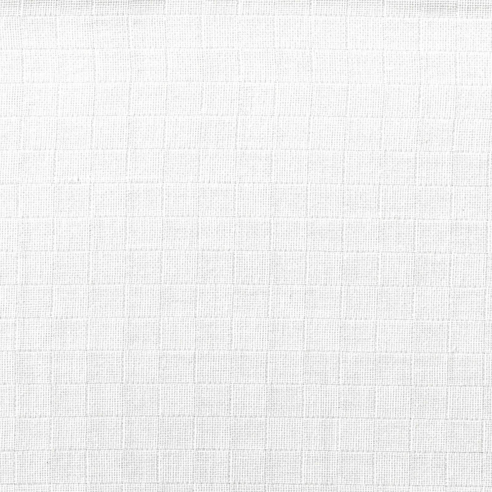 Fralda por metro quadriculada Mabber cor branca Ref. FM01 - Armarinhos Nodari
