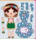 Boneca Maria americana Ref. CB105 04