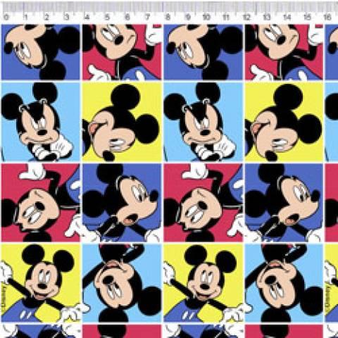 Mickey faces Disney Ref. MK002 cor 01 - Armarinhos Nodari