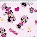 Minnie com textura Disney Ref. MI001 cor 01 Fernando Maluhy