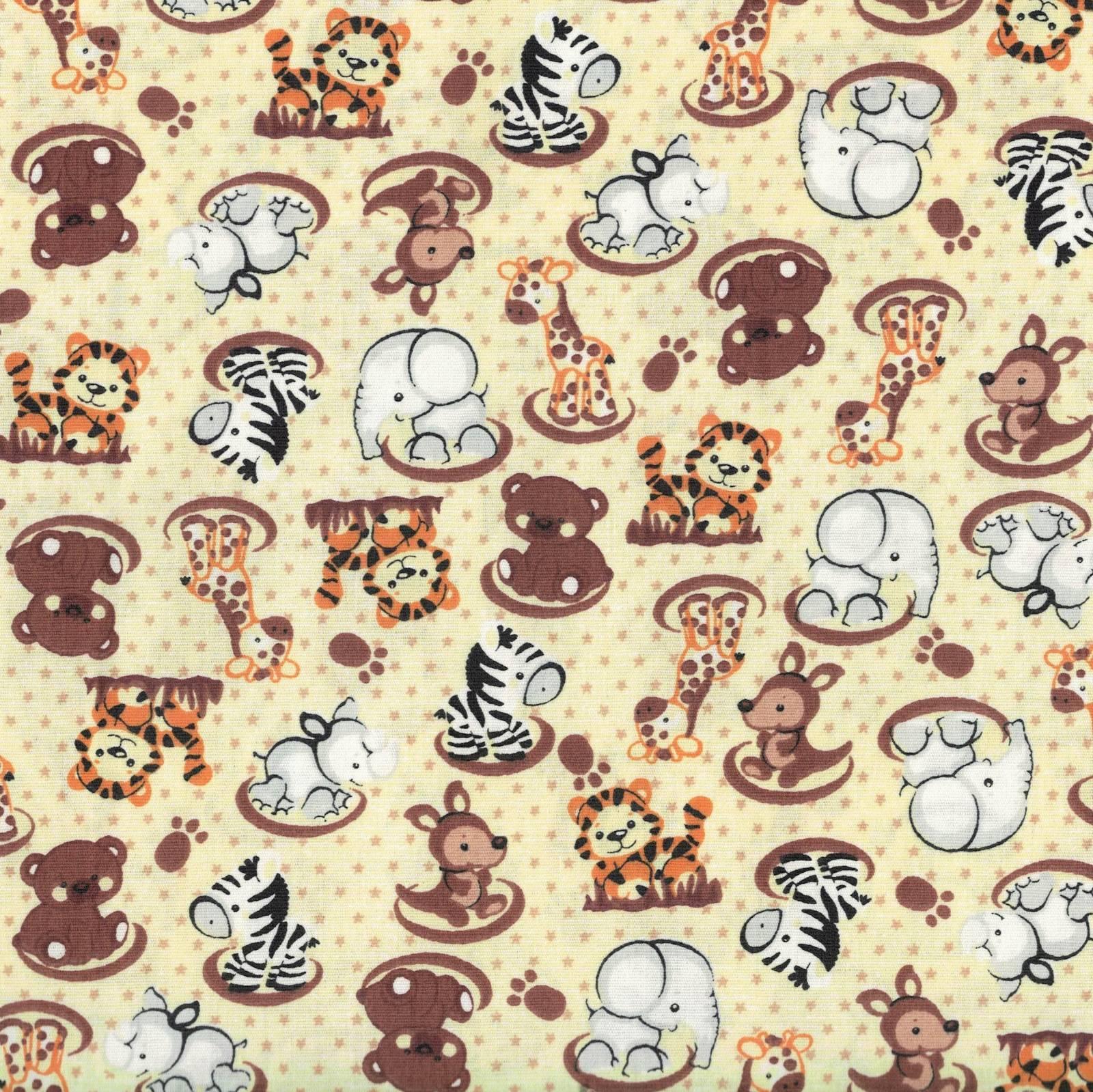 Animais safari Ref. 2149 Círculo - Armarinhos Nodari