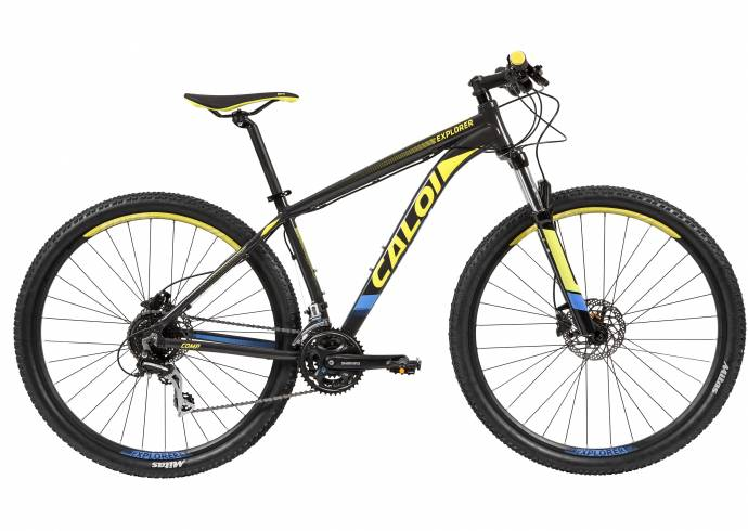 Bicicleta Caloi Explorer Comp 2019 - BIKE ALLA CARTE