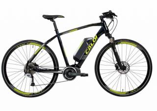 Bicicleta Caloi E-VIBE City Tour 2019