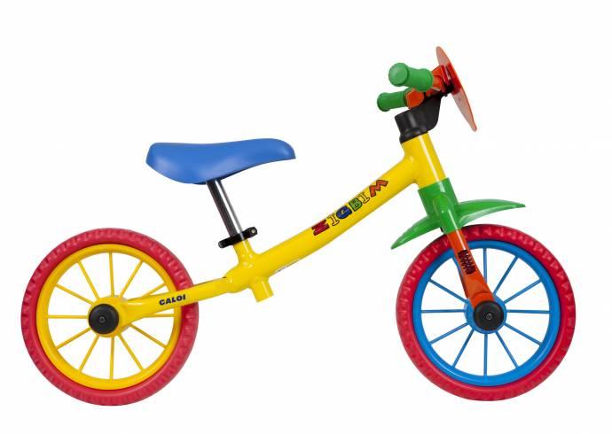 Bicicleta de equilíbrio Caloi Zigbim - BIKE ALLA CARTE