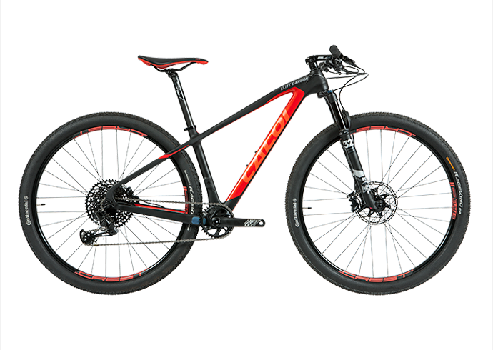 Bicicleta Caloi Elite Carbon Racing 2019 - BIKE ALLA CARTE