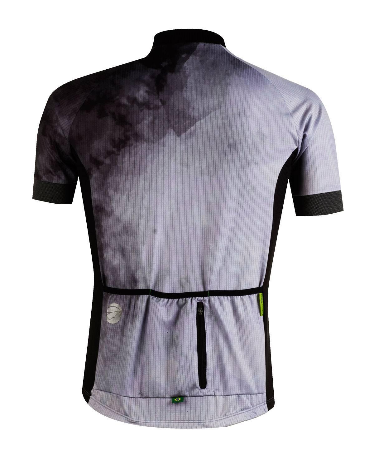 Camisa Mauro Ribeiro Blur 2019 - BIKE ALLA CARTE