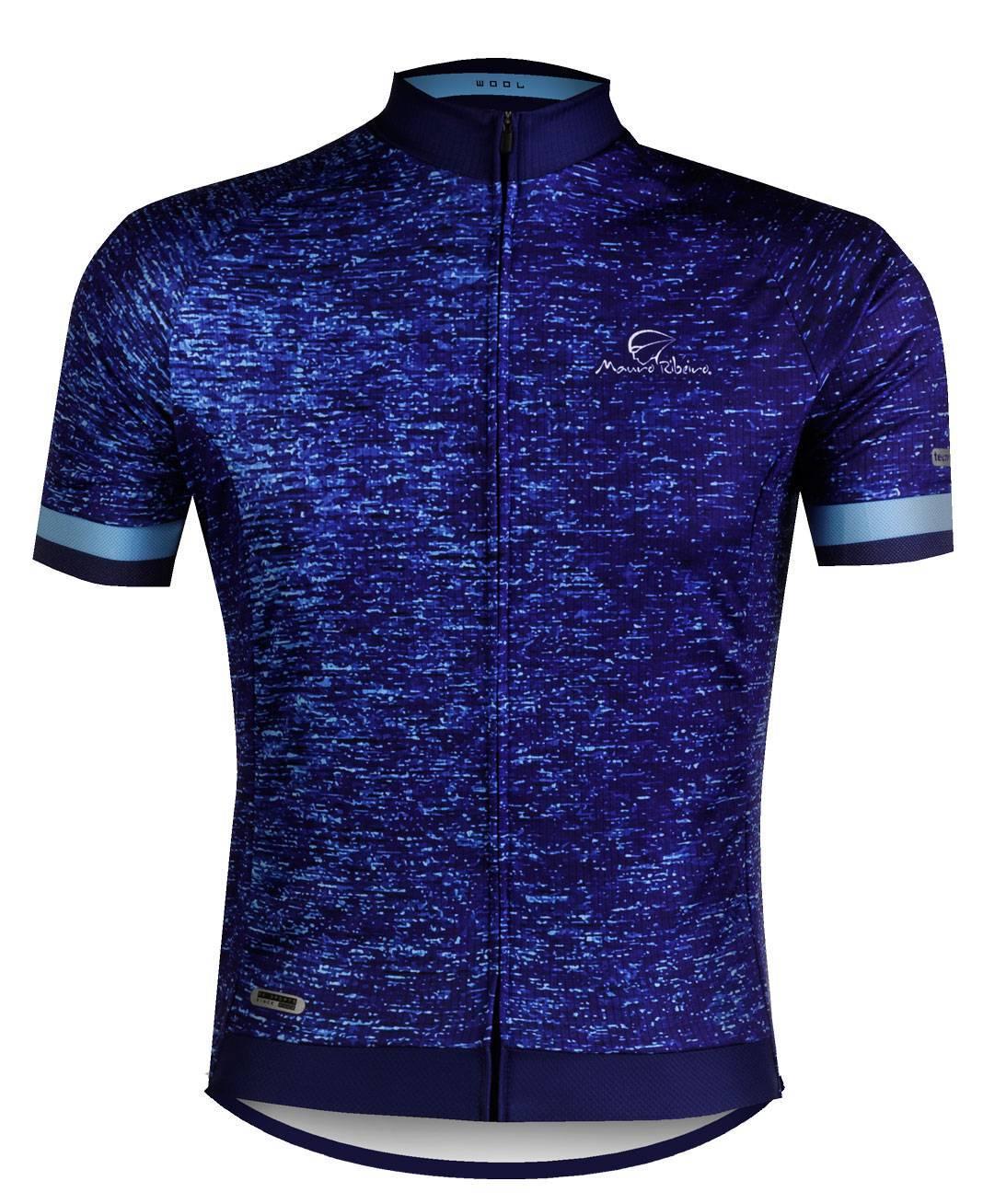 Camisa Mauro Ribeiro Wool 2019 - BIKE ALLA CARTE