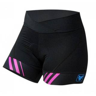 Bermuda Feminina Free Force Stripes