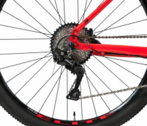Bicicleta Cannondale F-SI Carbon 5 2018 Tamanho P 27,5 - BIKE ALLA CARTE