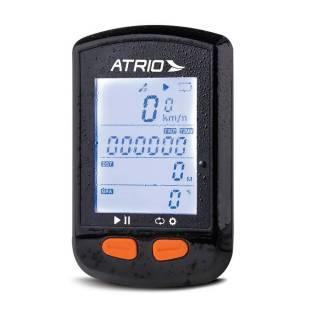 Ciclocomputador GPS Atrio Steel BI132