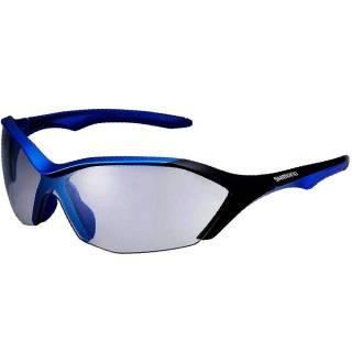 Óculos Shimano CE-S71R-PL Azul Metálico