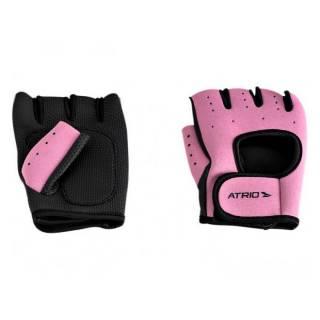 Luva Atrio Musculação Rosa
