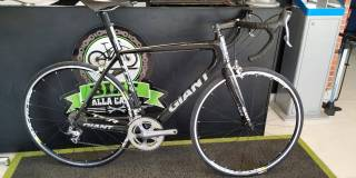 Bicicleta Giant TCR M/L Semi Nova