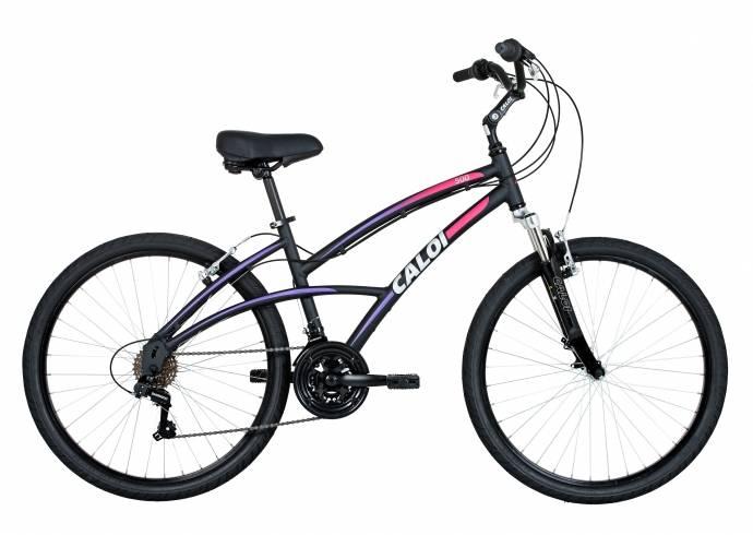 Bicicleta Caloi 500 feminino 26'