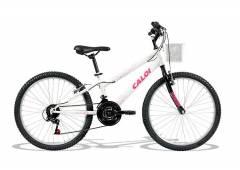 """Bicicleta Caloi Ceci aro 24"""""""