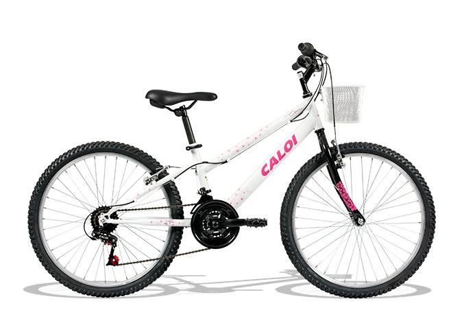 Bicicleta Caloi Ceci aro 24'