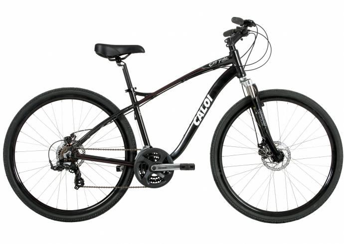 Bicicleta Caloi Easy Rider 700 - Tam 17 - BIKE ALLA CARTE