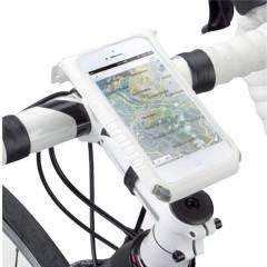 Suporte de Celular Topeak RideCase para Iphone 5 Branco