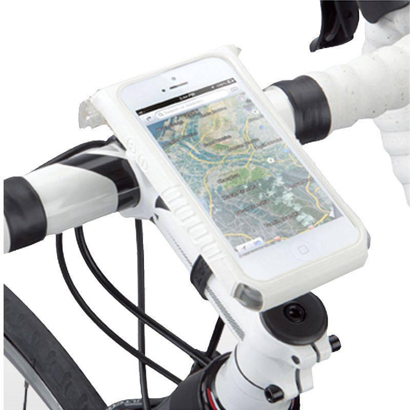 Suporte de Celular Topeak RideCase para Iphone 5 Branco - BIKE ALLA CARTE