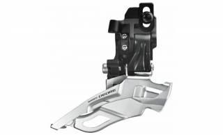 Cambio dianteiro Shimano Deore M611 direct mount triplo | BIKE ALLA CARTE